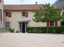 House La douvière, Sainte-Flaive-des-Loups (рядом с городом Le Girouard)