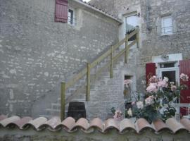 House La grande chauveterie, Sainte-Gemme-la-Plaine (рядом с городом Champagné-les-Marais)