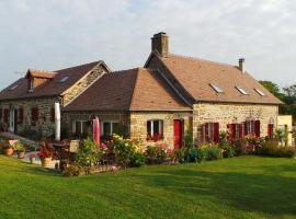 Clos De La Haute Riviere, La Fresnaye-au-Sauvage