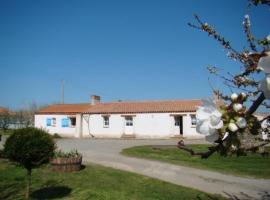 House La rivière, Notre-Dame-de-Riez (рядом с городом Soullans)