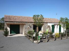 House Les joncs, Шаллан (рядом с городом Saint-Christophe-du-Ligneron)