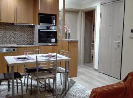Aspa's Apartment