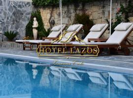 Hotel Lazos, Zonianá (рядом с городом Аногея)