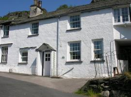 White Lion Cottage, Chapel Stile