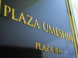 HOTEL PLAZA UMESHIN KITASHINCHI(旧プラザ梅新)