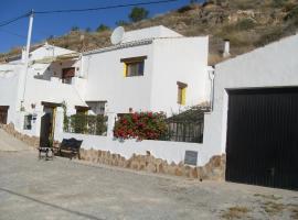 Casa Nunn de Fontanar, Fontanar (Cuevas del Campo yakınında)