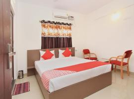 OYO 11730 Maruthi Global, Бангалор (рядом с городом Kengeri)