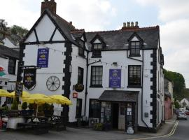 Crown Hotel, Corwen