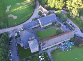 Golf & Hôtel de Falnuée, Mazy (Jemeppe yakınında)