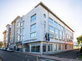 Hotel La Estación de Luanco, Luanco