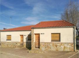 One-Bedroom Holiday Home in Zarza de Montanchez, Сарса-де-Монтанчес (рядом с городом Торре-де-Санта-Мария)