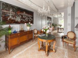 Chambres d'hôtes - Les Palmiers, Corseul
