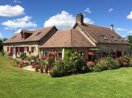 Clos De La Haute Riviere, La Fresnaye-au-Sauvage (рядом с городом Putanges)