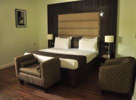 De Brit Hotel, Benin City