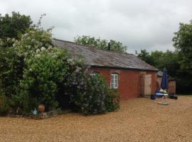 The Barn, Ridouts Farm, Haselbury Bryan