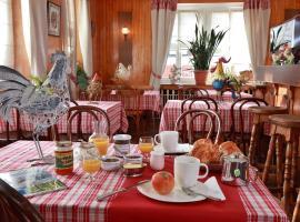 Logis Hotel des Lacs, Celles-sur-Plaine (рядом с городом Senones)