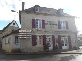 Hotel Restaurant Le Limargue, Lavergne