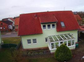 Ferienhaus Plau am See, Krempendorf (Stepenitz yakınında)
