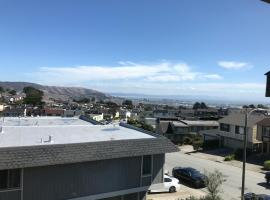 SF Bay View Home by SFO Airport, South San Francisco (in de buurt van Pacifica)