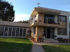 Casa de Descanso Villa Lilia, Duitama (Santa Rosa de Viterbo yakınında)