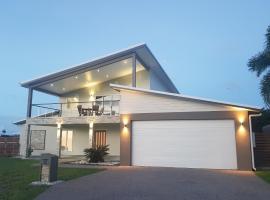 Modern Luxury Ocean Views, Townsville (Rollingstone yakınında)
