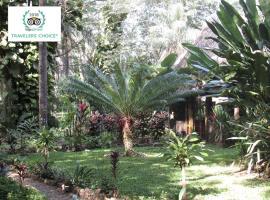 Macaw Bank Jungle Lodge, San Ignacio (рядом с городом Сьюдад-Мельчор-де-Менкос)