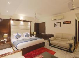 Airport Hotel International - Inn