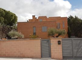 Chalet JB, Olías del Rey (Mocejón yakınında)