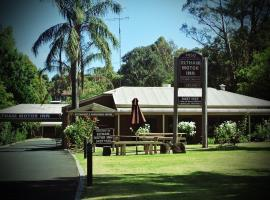 Eltham Motor Inn, Eltham (Research yakınında)