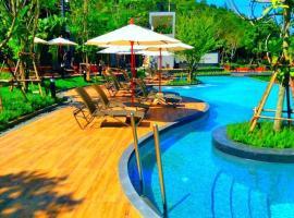 Pattaya unixx condo by BS
