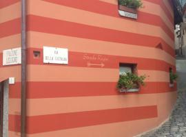 Castagna Holiday Home, Nesso