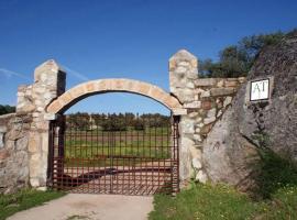 molino de viento, La Roca de la Sierra (рядом с городом Villar del Rey)