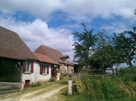 Les Ecuries de la Besse, Hautefort (рядом с городом Salagnac)