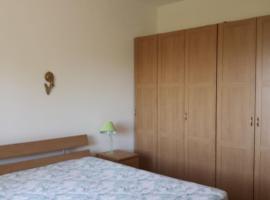 Appartamento in villa pineta Tomarosso, Vieste (Pugnochiuso yakınında)