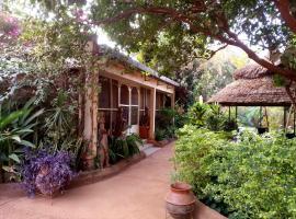 Villa Bobo, Bobo-Dioulasso (рядом с регионом Banfora)