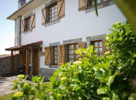 Casa Rural La Fueya, Овиньяна (рядом с городом Сото-де-Луйнья)