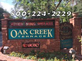 Oak Creek Terrace Resort, Sedona