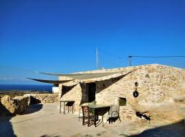 Kalypso casa, Gavdos