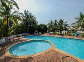 OYO 10162 Home Modern Studio South Goa, Sirvoi