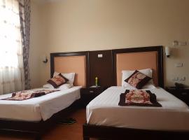 Ayu Int. Hotel, Адама (рядом с городом Ādulala)