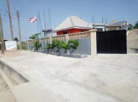 Total Praise Guest House, Swedru (рядом с городом Apam)