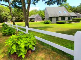 Cape Cod Holiday Estates, a VRI resort, Mashpee