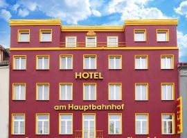 Hotel am Hauptbahnhof, Schwerin