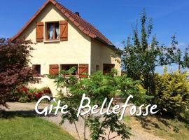 Maison independante de montagne en ALSACE, Bellefosse