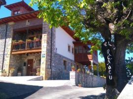 Hotel Rural El Rexacu, Bobia de Arriba (Gamonedo yakınında)