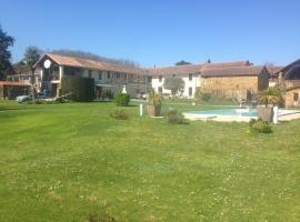 Maison Cardeillac, Haget (рядом с городом Villecomtal-Sur-Arros)