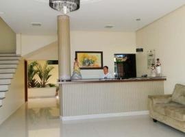 Hotel Cambui, Seabra