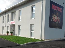 AVIA Motel Bisamberg, Klein-Engersdorf
