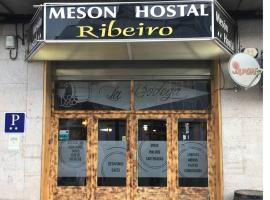Mesón Hostal Ribeiro, Verín (As Ferreiras yakınında)
