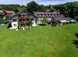 Landhotel Huber am See, Oberambach